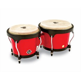 LP LP Aspire Fiberglass Bongo Red