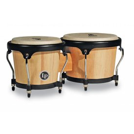 LP LP Aspire Wood Bongo Natural