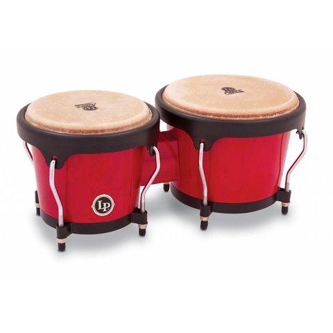 LP Aspire Wood Bongo Red