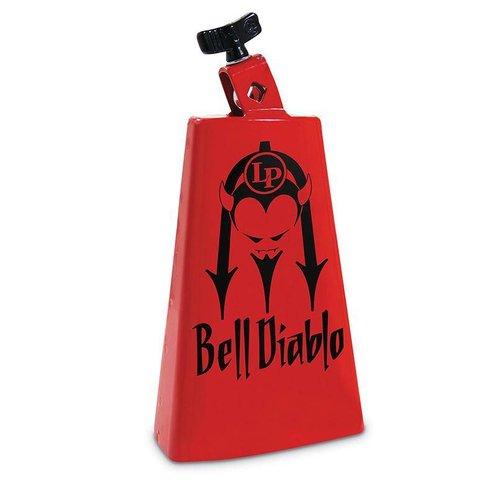 LP Bell Diablo Cowbell, 1/2In Mount