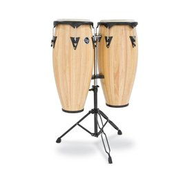 "LP LP City 10"" & 11"" Conga Set - Natural"