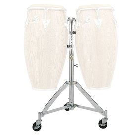 LP LP Double Conga Stand/Collapsible