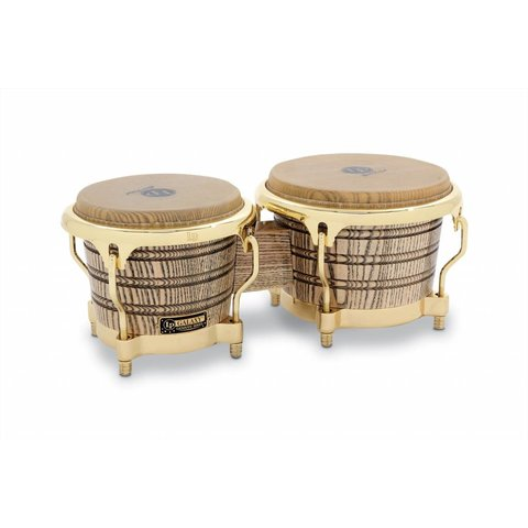 LP Galaxy Giovanni Series Bongos Gold Hardware