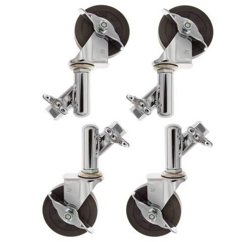 LP Percussion Table Casters 4 pk