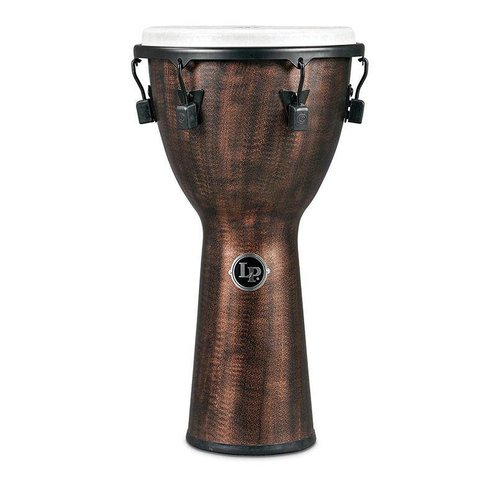 "LP Tuned Djembe 12.5"" Synthetic Shell, Synthetic Head, Copper"