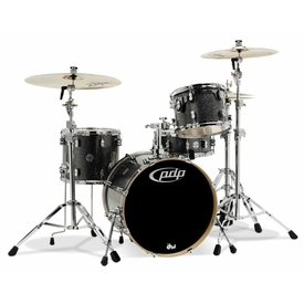 PDP PDP Concept Maple Black Sparkle - Chrome Hardware 4 Pcs