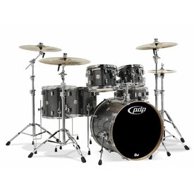 PDP PDP Concept Maple Black Sparkle - Chrome Hardware 6 Pcs