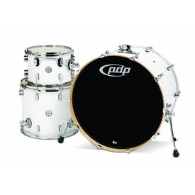PDP PDP Concept Maple Pearlescent White - Chrome Hardware 3 Pcs