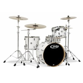 PDP PDP Concept Maple Pearlescent White - Chrome Hardware 4 Pcs