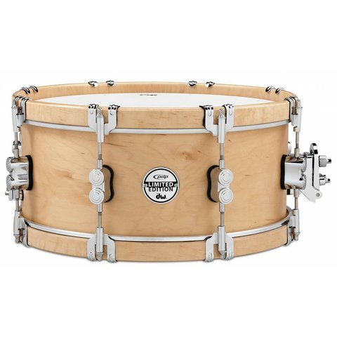 PDP Ltd Classic Wood Hoop Snare - Natural