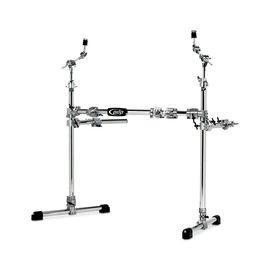 "PDP PDP Rack Chrome Over Steel w 2 24"" Bars"