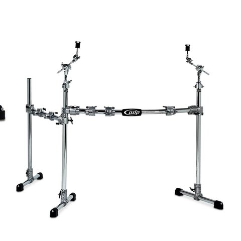 PDP Rack Main & Side - Chrome Over Steel