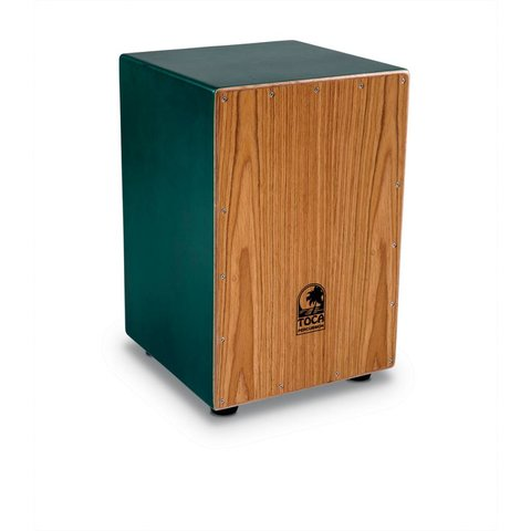 Toca Colorsound Cajon Green