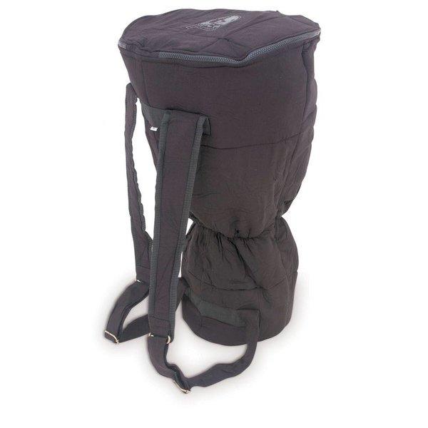 """Toca Toca Djembe Bag w/ Shoulder Strap 12"""" Black"""