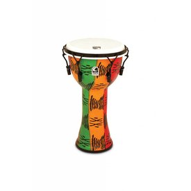 "Toca Toca Freestyle 2 Mechanically Tuned Djembe 10"" Spirit"