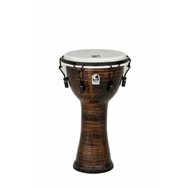 "Toca Toca Freestyle 2 Mechanically Tuned Djembe 10"" Spun Copper"