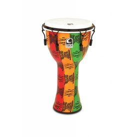 "Toca Toca Freestyle 2 Mechanically Tuned Djembe 12"" Spirit"