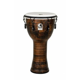 "Toca Toca Freestyle 2 Mechanically Tuned Djembe 12"" Spun Copper"