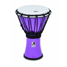 "Toca Toca Freestyle Colorsound 7"" Djembe Pastel Red"