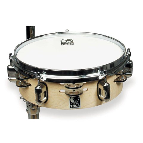 Toca Jingle Snare w/ Mount Pack