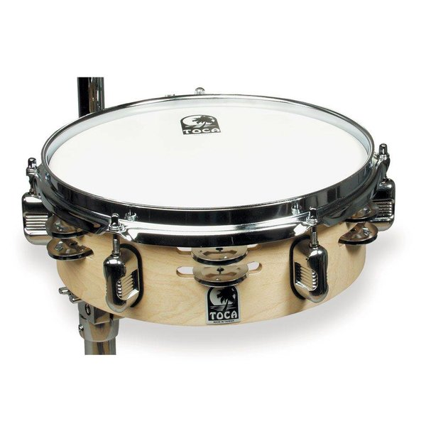 Toca Toca Jingle Snare w/ Mount Pack