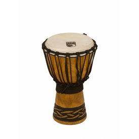"Toca Toca Origins Wood Djembe 7"" Celtic Knot Finish"