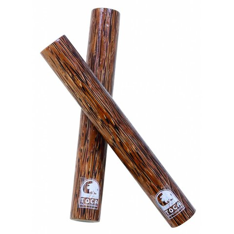 Toca Palm Wood Claves (Pr)