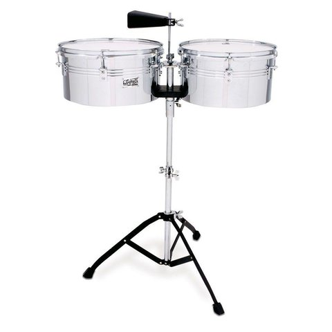 "Toca Player Series Timbales 13""/14"" Steel"