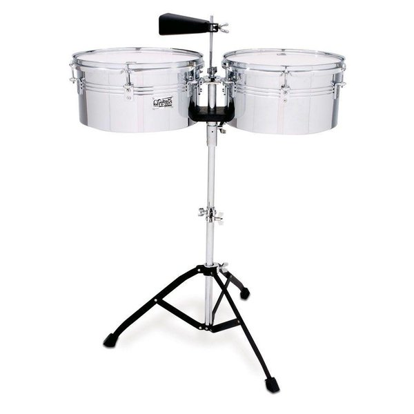 "Toca Toca Player Series Timbales 13""/14"" Steel"