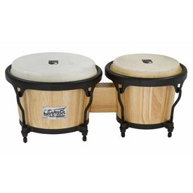 Toca Toca Player's Series Wood Bongos Large Natural