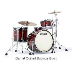 TAMA Tama BE32RZSQGQB Starclassic Bubinga Exotix Shell Kit Garnet Quilt Burst