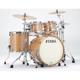 TAMA Tama ME42TZSGFMG Starclassic Maple Exotix Shell Kit Figured Maple Gloss