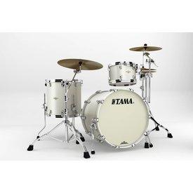 TAMA Tama BG32RZSSPW Starclassic Bubinga 3Pc Shell Kit Satin Pearl White