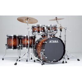 TAMA Tama PS52HSMBR Starclassic Performer B/B Shell Kit Molten Brown Burst