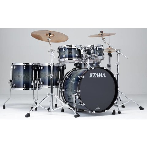 Tama PS52HSSIB Starclassic Performer B/B Shell Kit Smoky Indigo Burst
