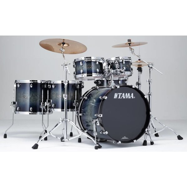TAMA Tama PS52HSSIB Starclassic Performer B/B Shell Kit Smoky Indigo Burst