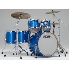 TAMA Tama PR52LSVBL Starclassic Performer B/B Efx 5Pc Shell Kit Vintage Blue Sparkle