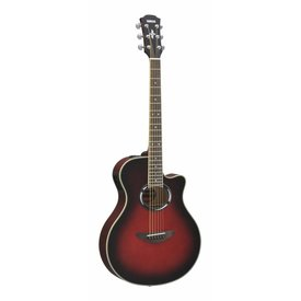 Yamaha Yamaha APX500III DSR Dusk Sun Red Thinline Acoustic Electric Cutaway