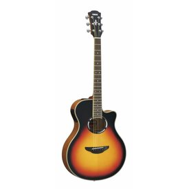 Yamaha Yamaha APX500III VS Vintage Sunburst Thinline Acoustic Electric Cutaway