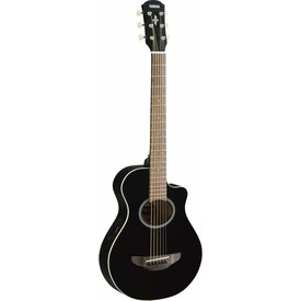 Yamaha Yamaha APXT2 BL Black APX Thinline Acoustic Electric Cutaway Guitar