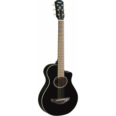 Yamaha APXT2 BL Black APX Thinline Acoustic Electric Cutaway Guitar