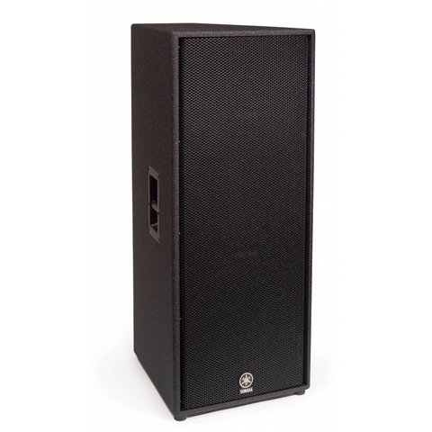 "Yamaha C215V Dual 15"" Two Way Loudspeaker System Spray Finish"