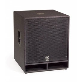 "Yamaha Yamaha CW118V 18"" Subwoofer Loudspeaker Spray Finish"