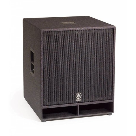 "Yamaha CW118V 18"" Subwoofer Loudspeaker Spray Finish"