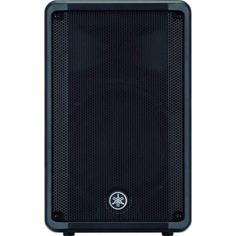 "Yamaha DBR10 Powered Speaker -500W 10"" Lf, 200W 1.4"" He"