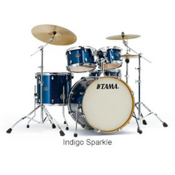 TAMA Tama VD52KRSISP Silverstar Drum Kit Indigo Sparkle
