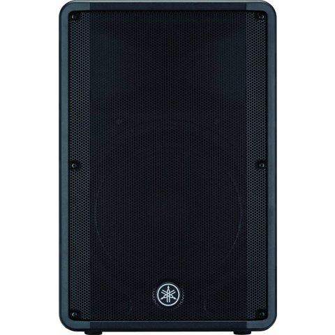 """Yamaha DBR15 Powered Speaker -800W 15"""" Lf, 200W 1.4"""" He"""
