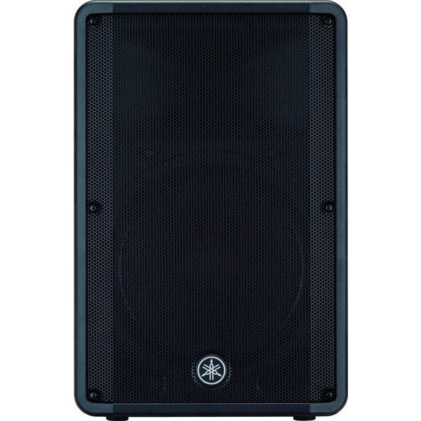"Yamaha Yamaha DBR15 Powered Speaker -800W 15"" Lf, 200W 1.4"" He"