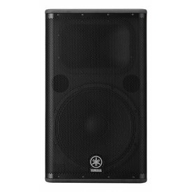 "Yamaha Yamaha DSR115 Powered Speaker - 850 Watts, 15"" Lf - 450 Watts, 2"" Titanium Compression Driver"