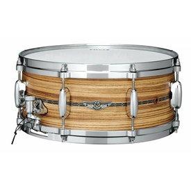 """TAMA Tama TLZ146SOZW Star Snare Drum Zebrawood 6"""" X 14"""